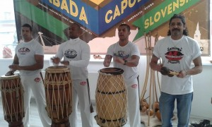 Luiz Gaviao Caxias 15 March 2015 ·     ·  With Cancão Abada and Leonardo Bronco.