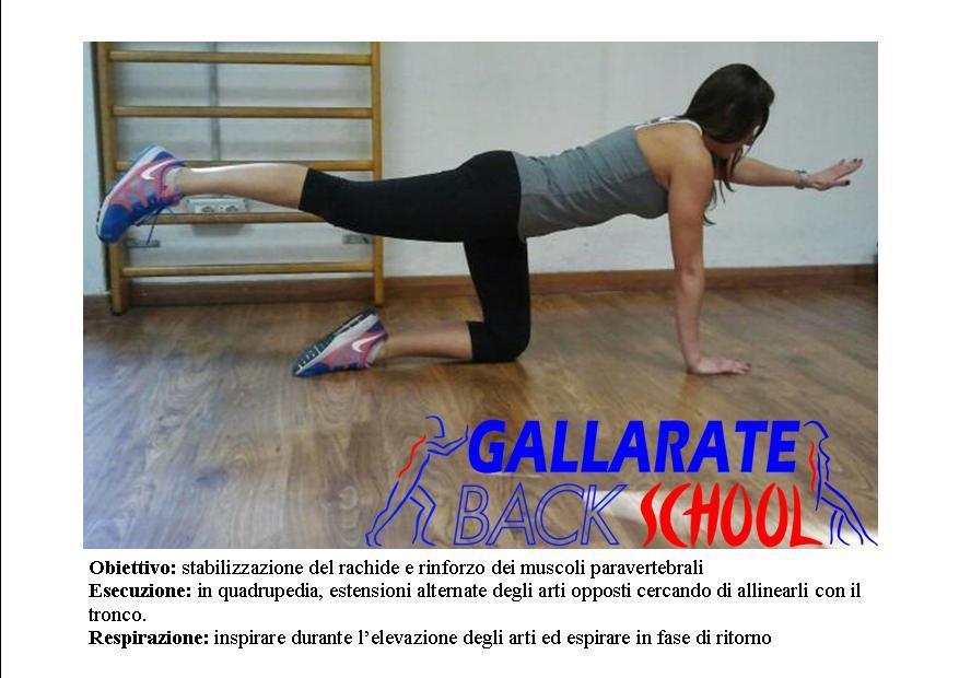 Back School Gallarate