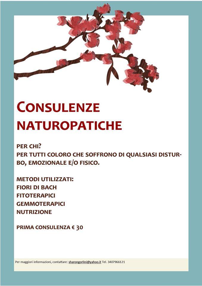 Consulenze naturopatiche